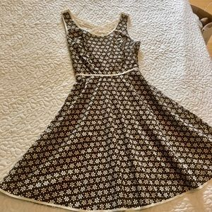 M.S.S.P brown dress